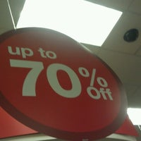 Photo taken at Target by π on 10/3/2012