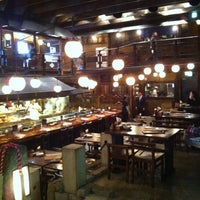Photo taken at Gonpachi Nishiazabu by Norbert H. on 1/6/2013