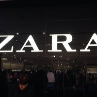 Photo taken at Zara by Виктория У. on 3/5/2016