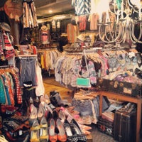 Photo taken at Monk Vintage by That Gay B. on 4/17/2014