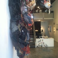 Photo taken at Rena Bransten Gallery by Emily B. on 9/23/2014