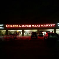Photo taken at Culebra Meat Market #16 by Eduardo A. on 3/23/2016