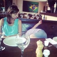 Photo taken at Little Brasil by d b. on 5/1/2012