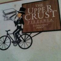 Photo taken at The Upper Crust Pizzeria by Raul L. on 5/18/2012