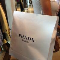 Photo taken at Prada by Enio G. on 3/19/2014
