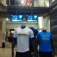 Photo taken at Niketown Berlin by Gerrit on 9/29/2012