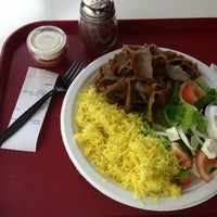 Photo taken at The Kebab Shop by Reza S. on 5/14/2013