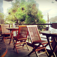 Photo taken at Djatilegi Terrace And Resto by Dewi M. on 3/9/2013