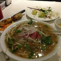 Photo taken at Vancouver Vietnamese Restaurant by Ash K. on 9/18/2013