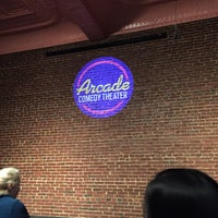 Photo taken at Arcade Comedy Theater by Jason H. on 12/5/2015