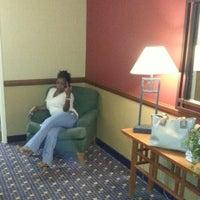 Photo taken at Radisson Hotel Cleveland - Gateway by Alex P. on 9/15/2013