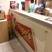 Photo taken at Pepe's Piri Piri by Radikal Z. on 1/5/2013
