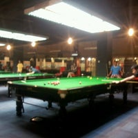 Photo taken at Red Ball Snooker by Lutpi O. on 4/22/2013