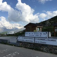 Photo taken at Col de la Croix De Fer by Romà J. on 6/24/2016