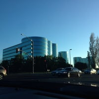 Photo taken at Oracle Conference Center by Ricardo V. on 3/19/2014