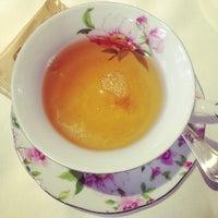 Photo taken at La Caffé Tea Room by Yuliya P. on 12/14/2012