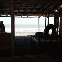 Photo taken at Pantai Randusanga Indah by Dadi G. on 9/11/2013