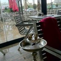Photo taken at Sa7se7 Café by Raed S. on 3/21/2015