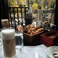 Photo taken at Bulgari Hotels & Resorts Milano by Nick Gusz M. on 12/4/2014