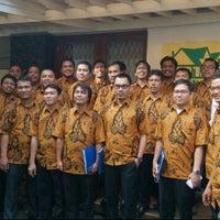 Photo taken at HKBP Bandung Ressort Bandung Riau Martadinata by Lukman M. on 7/6/2014