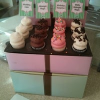 Photo taken at Gigi's Cupcakes by Connie W. on 1/24/2014