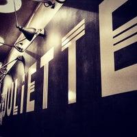 Photo taken at Juliette by Nicole M. on 10/27/2012