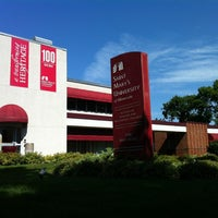 Photo taken at Saint Mary's University of Minnesota by Stacia V. on 8/1/2013