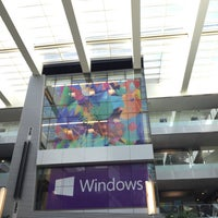 Photo taken at Microsoft Building 37 by Sam S. on 6/24/2015