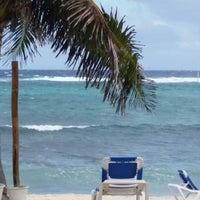 Photo taken at Reef Resort by Dexter S. on 1/10/2015