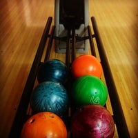 Photo taken at T-Bowl by Ayah D. on 10/27/2013