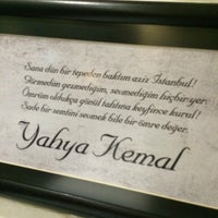 Photo taken at El-Hayyam Restaurant by Serap A. on 6/29/2015