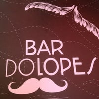 Photo taken at Bar do Lopes by Thata S. on 4/9/2013