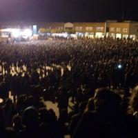 Photo taken at 19 Mayıs Amfisi by kkserafettin on 11/14/2013