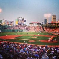 Photo taken at Fenway Park by Robby S. on 7/20/2013
