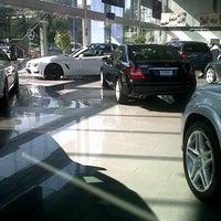 Photo taken at Mercedes-Benz Hermer by Bruno G. on 10/15/2012