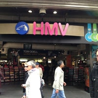 Photo taken at hmv by Hyukdo K. on 6/24/2013
