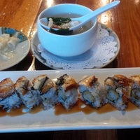 Photo taken at Kaizen Fusion Roll & Sushi by Michele C. on 12/29/2014