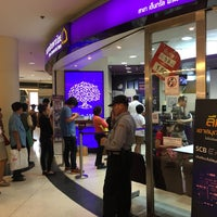 Photo taken at ธนาคารไทยพาณิชย์ (SCB) by Thanachai C. on 4/2/2016
