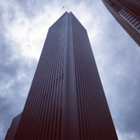 Photo taken at Aon Center by Keith B. on 6/1/2016