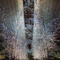 Photo taken at HND International Terminal by citynetcojp on 2/12/2013