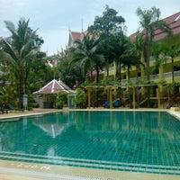 Photo taken at Ayodhaya Suites Resort & Spa by Sali M. on 9/17/2013