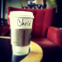 Photo taken at Starbucks by Chris S. on 10/7/2012