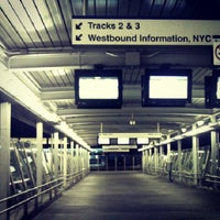 Photo taken at LIRR - Jamaica Station by Chris S. on 9/21/2012