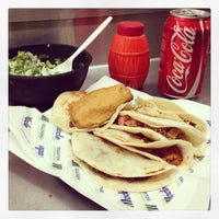 Photo taken at Tacos Mode by Jorge A. on 3/26/2013