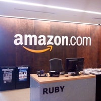 Photo taken at Amazon - Ruby (SEA28) by Jesús M. on 5/16/2015