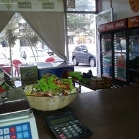 Photo taken at La Boutique de la fruta by Carito C. on 3/29/2014