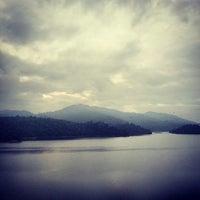 Photo taken at Banding Lakeside Resort by Hanzalah H. on 12/29/2013