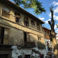 Photo taken at Plaza Larga by Carlos Elipe (Chilipe) I. on 4/30/2016