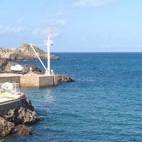 Photo taken at Puerto de Celoriu by Davi on 6/29/2014