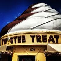 Photo taken at Twistee Treat by Greg Z. on 5/12/2013